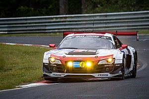 Endurance Qualifying report Second row on the grid for Phoenix at the Nürburgring