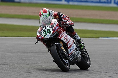 Giugliano rises to the top in opening day