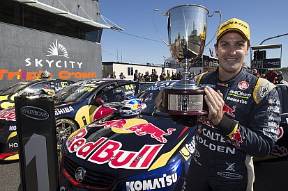 Jamie Whincup untouchable in Race Two