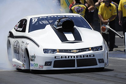 Brown, Hight, Gray and Arana Jr. are qualifying leaders at New England Nationals
