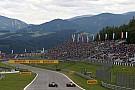 Maldonado set 14th fastest time and Grosjean the 16th on qualifying for the Austrian GP