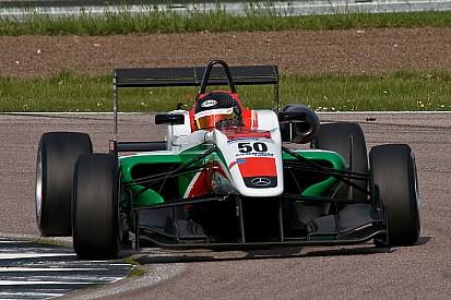 Macleod wins first Snetterton race