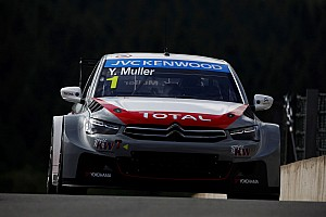 WTCC Race report Lights to flag win for Muller in Race One at Spa-Francorchamps