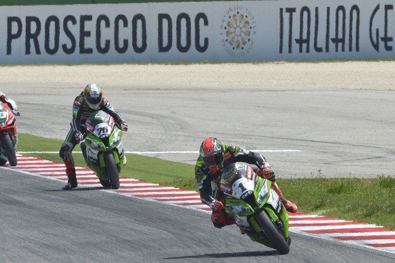 Repeat performance for Sykes in second encounter at Misano