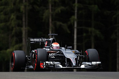 A disappointing race for Sauber in Spielberg