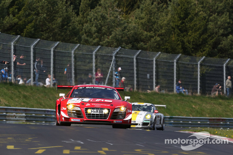 Second 24-hour race victory for Audi within seven days