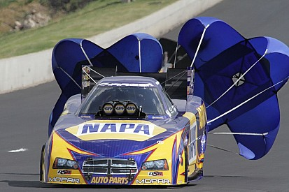 Schumacher, Capps, Connolly and Smith take NHRA New England Nationals