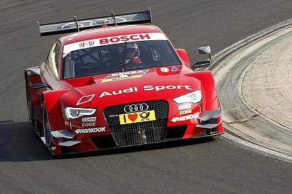 Audi set on winning at the Norisring