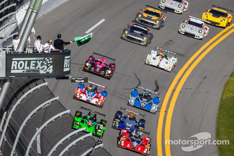 IMSA releases 2015 Daytona 24 dates