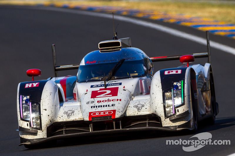Facts on the 13th Le Mans victory of Audi