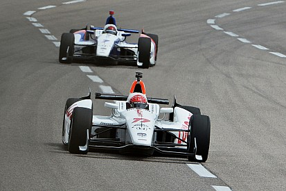 Another bump in the road: Pagenaud and Aleshin Tackle Houston