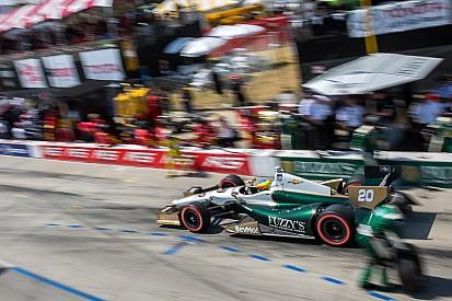Can Ed Carpenter Racing sweep Texas?