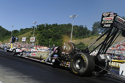 B. Force, Hight, A. Johnson and Krawiec race to top after first day of qualifying at Route 66