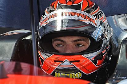 Max Verstappen twice on pole position