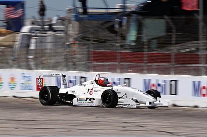 Hargrove wins Pro Mazda opener at Houston