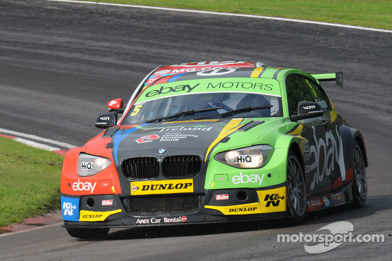 Croft lap record smashed as Colin Turkington takes pole