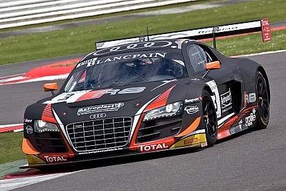 A lot of frustration for the Belgian Audi Club Team WRT at the Paul Ricard