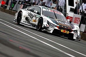 DTM Race report Marco Wittmann finishes sixth at his home race to retain the DTM lead