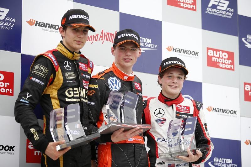 Max Verstappen unbeatable at Norisring