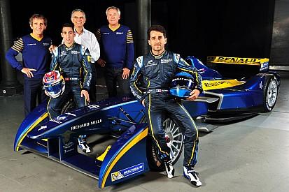 Sebastien Buemi and Nicolas Prost to drive for e.dams-Renault