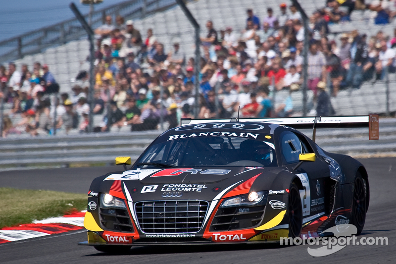The Belgian Audi Club Team WRT hopes to repeat last year's success at Zandvoort