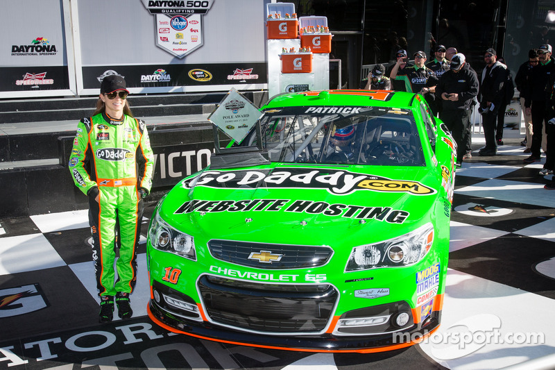 Can Patrick win the lottery at Daytona?
