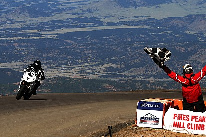 Bobby Goodin Pikes Peak Motorcycle Safety Fund established to honor Pikes Peak rider