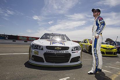 Earnhardt having sweep dreams at Daytona
