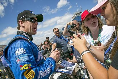 Carl Edwards talks Daytona