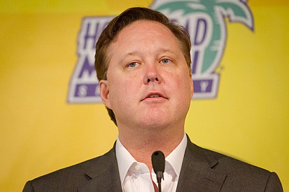 NASCAR's Brian France: 'The business is solid and we're going forward'