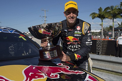 Whincup storms back in Townsville