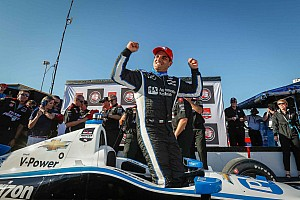 IndyCar Special feature Montoya keeps working his way to the front