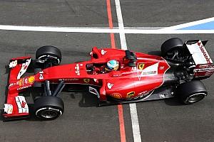Formula 1 Race report Raikkonen's lucky escape, Alonso puts on a show at Silverstone