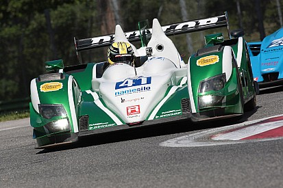 Mark Patterson joins ELMS in support of Dyson Racing Junior Development Program and Matt McMurry