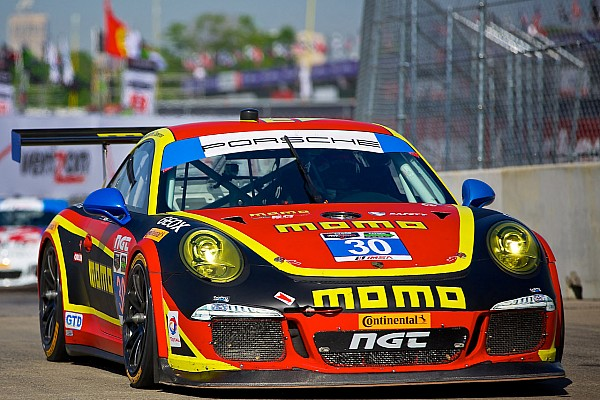 NGT Motorsport pulls out of the TUDOR United SportsCar Championship