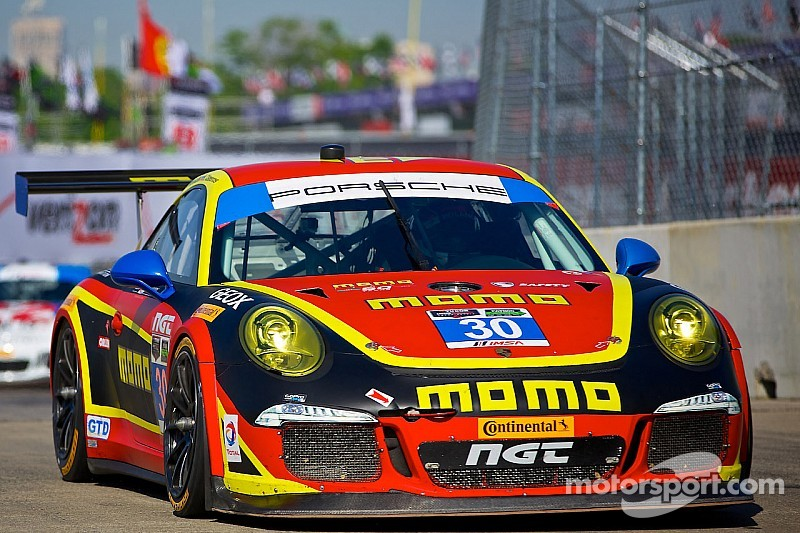 NGT Motorsport Pulls Out Of The TUDOR United SportsCar Championship