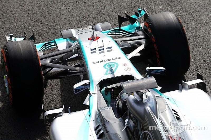 Mercedes advantages set to end