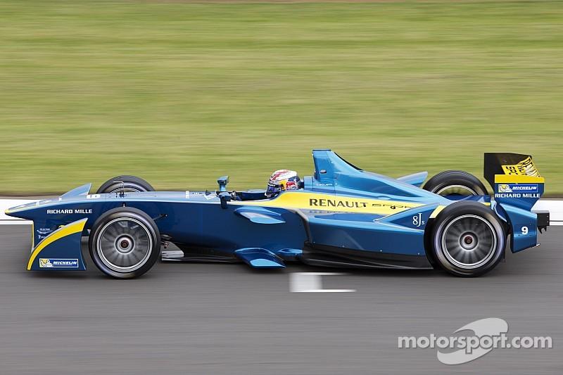 Sebastien Buemi tops Day Three of testing at Donington Park