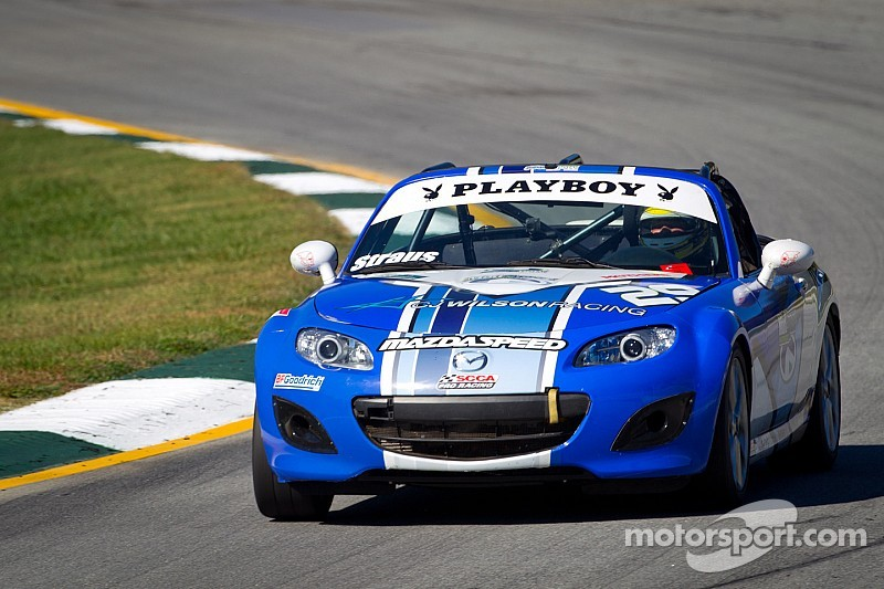 SCCA Pro Racing executive changes announced