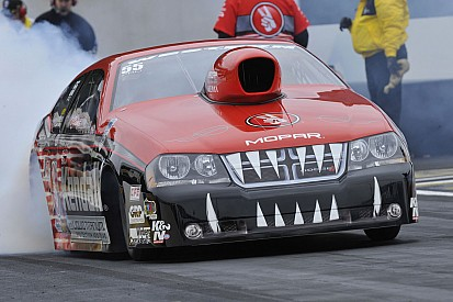 Gaines hopes trip home will end Pro Stock slump