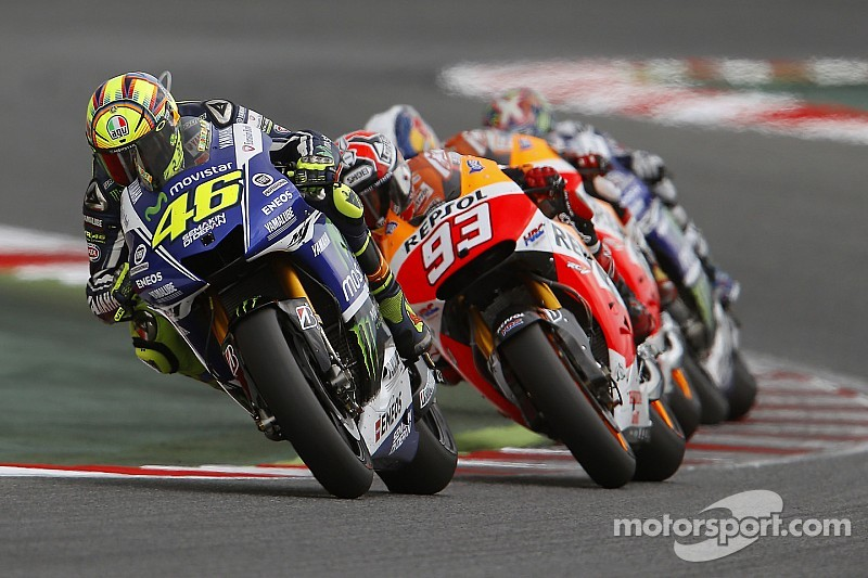 Will standard electronics and tire switch see radical change in MotoGP?