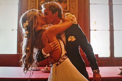 Nico Rosberg gets married