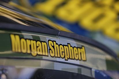 News flash! Morgan Shepherd is old. Get over it.