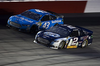 Streaking Ford teams set sights on Chase