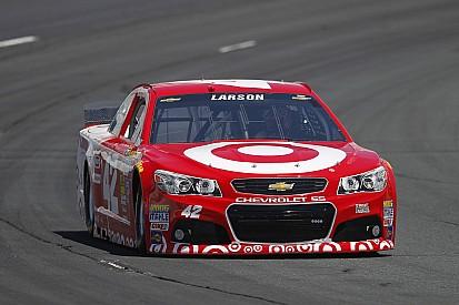 Larson seeks turnaround
