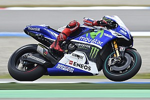 MotoGP Qualifying report Movistar Yamaha MotoGP secure second row start at Sachsenring