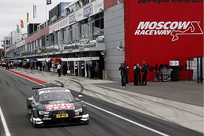 Audi driver Ekström shines with recovery