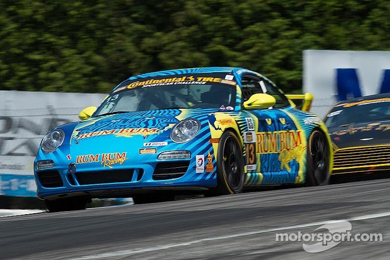 Rum Bum Racing takes top-10 at Canadian Tire Motorsport Park