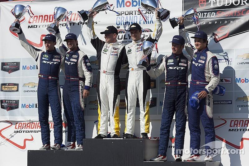 Magnussen, Garcia give Corvette Racing fourth straight GTLM triumph