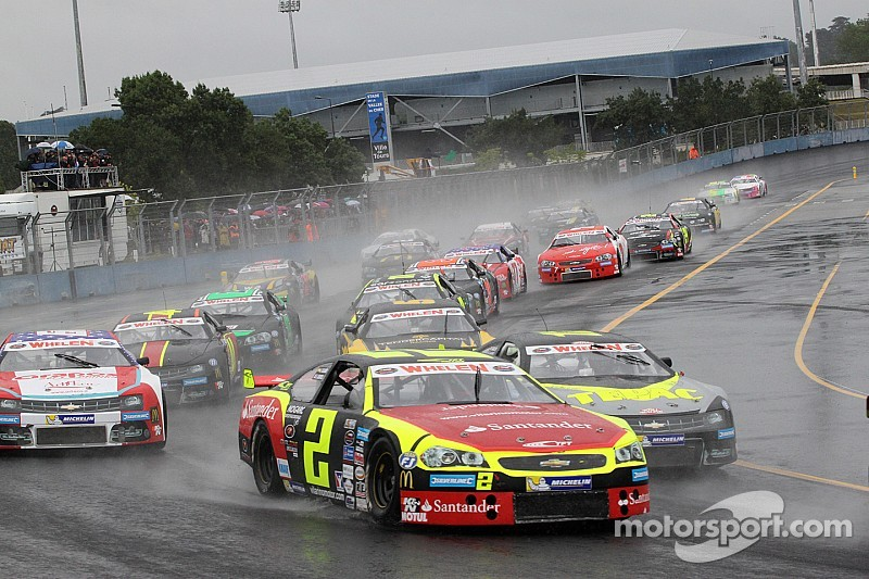 NASCAR's growing influence in Europe